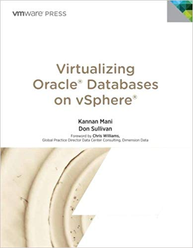 کتاب Virtualizing Oracle Databases on vSphere