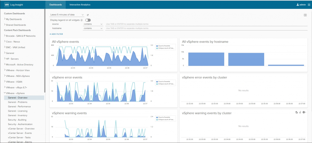 دانلود vRealize Log lnsight